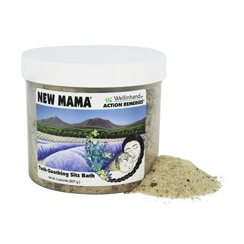 WELLINHAND ACTION REMEDIES NEW MAMA TUSH SOOTH BATH