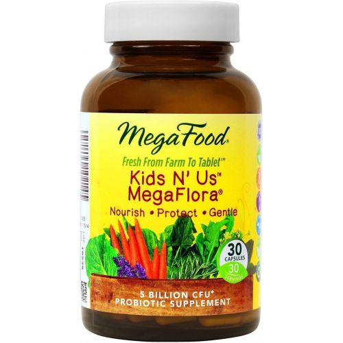 Kids N' Us MegaFlora 30 Tablets