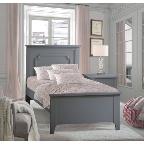 Classic Twin Bed 39″