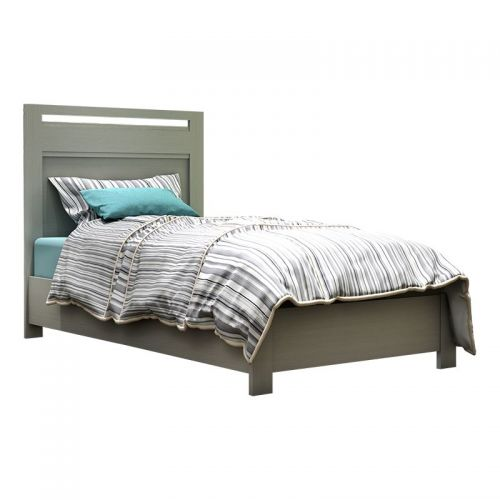 Milano Twin Bed 39″