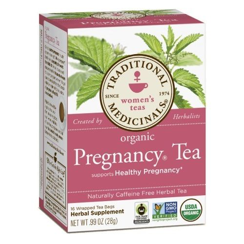 Traditional Medicinals Organic Pregnancy® Herbal Tea