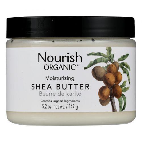 Nourish Organic Raw Shea...